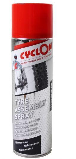 Cyclon banden montage spray 500ml