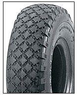 Deli tire buitenband Deestone 260 x 85 (300-4) voor een steekwagen