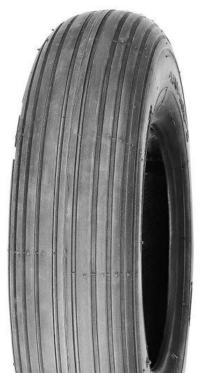 Deli Tire buitenband 480/400x8 / 16x4 4-ply voor kruiwagen