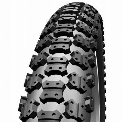 Deli Tire buitenband BMX 16 x 1.75 (47-305) - zwart