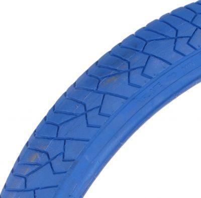 Deli Tire buitenband freestyle 20x1.95 (54-406) - blauw