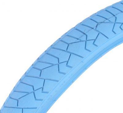 Deli Tire buitenband freestyle 20x1.95 (54-406) - baby blauw