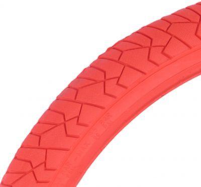 Deli Tire buitenband freestyle 20x1.95 (54-406) - rood