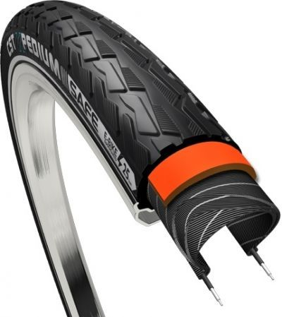 Cst buitenband CST Xpedium Safe 28x1-1/2 / (40-635) met reflectie