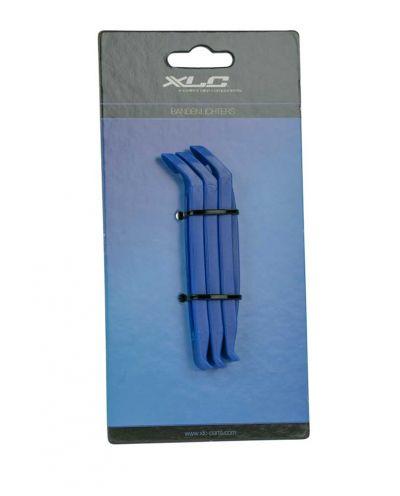 XLC bandafnemer bandafnemer PVC blauw (3 sets)