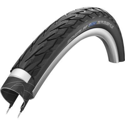 Schwalbe buitenband 24x1 3/8 (37-540) Delta Cruiser Plus reflectie