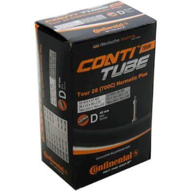 Continental binnenband 27/28 inch (37/42-622/635) Tour Hermetic Plus hollands ventiel 40 mm