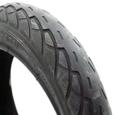 Deli Tire buitenband 12 1/2x2 1/4 step zwart