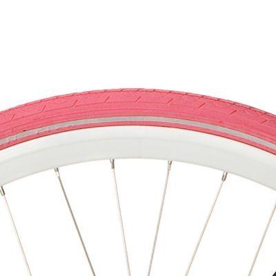 Deli buitenband 28x1 1/2 roze