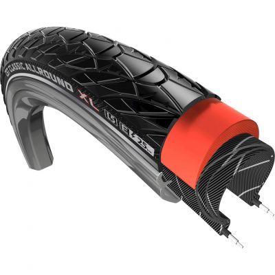 CST buitenband 28x1.50 (40-622) Classic Allround XL25 reflectie zwart