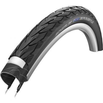 Schwalbe buitenband Land Cruiser Plus 28 x 1.60 (42-622) zwart reflectie