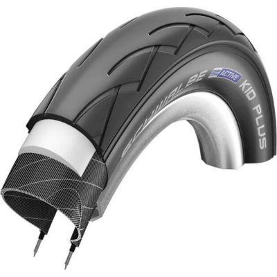 Schwalbe buitenband 12x1.75 (47-203) Kid Plus zwart