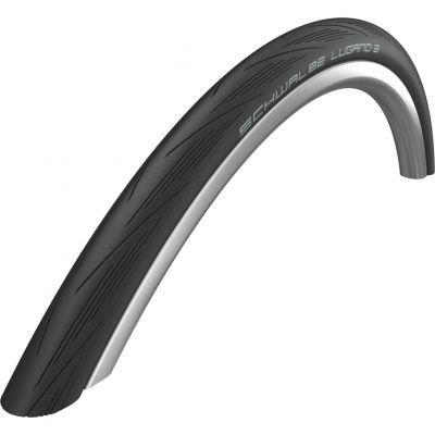 Schwalbe buitenband 700x28 Lugano II zwart