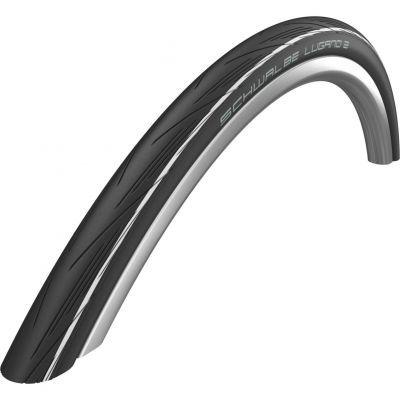 Schwalbe buitenband 700x25 (25-622) Lugano II zwart/wt