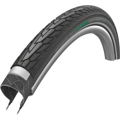 Schwalbe buitenband 28x1.75 (47-622) Road Cruiser Plus reflectie zwart