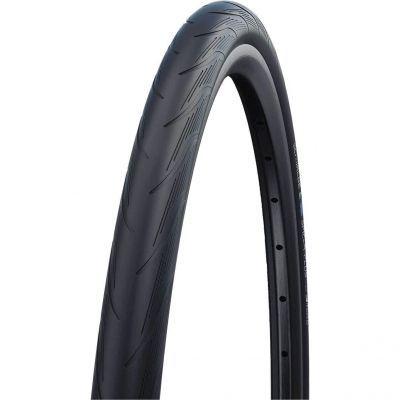 Schwalbe buitenband 28 x 1.35 (35-622) Spicer Plus P-Guard zwart refllectie