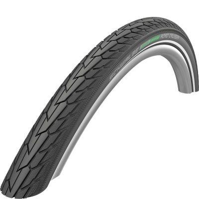 Schwalbe buitenband 28x1.75 (47-622) Road Cruiser reflectie Kevlar Guard zwart