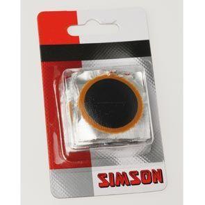 Simson plakkers/ pleisters 33mm (8 stuks)