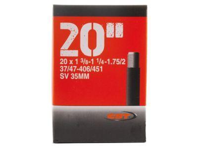 CST Binnenband 20x1.3/8-1.1/4-1.75/2.125 (32/47-406/451) (SV35 060039) auto ventiel 35mm