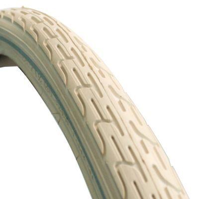 Deli Tire buitenband 28x1 1/2 (40-635) S604 reflectie creme