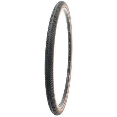 Cortina buitenband 28 x 1.75 (47-622) Canberra reflectie zwart/caramel