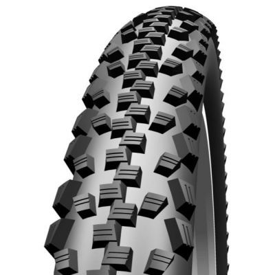 Schwalbe buitenband 20x1.90 (47-406) Black Jack K-Guard zonder reflectie