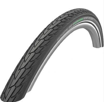 Schwalbe buitenband 20x1.75 (47-406) Roadcruiser K-Guard reflectie zwart