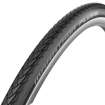 Schwalbe buitenband 24x1.00 (25-540) Marathon Plus rolstoel SmartGuard zwart