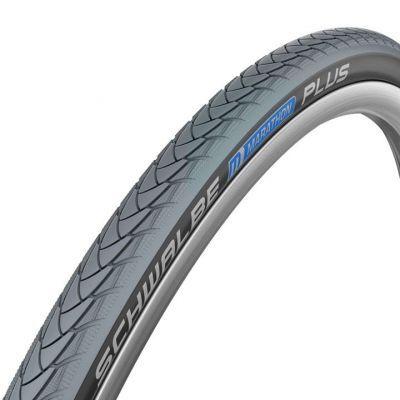 Schwalbe buitenband 24x1.3/8 (37-540) Marathon Plus rolstoel SmartGuard reflectie
