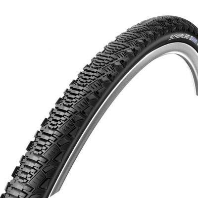 Schwalbe buitenband 28x1.50 (40-622)  CX Comp K-Guard reflectie zwart
