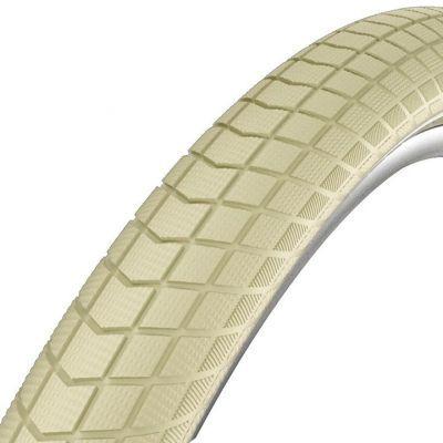 Schwalbe buitenband 28x2.00 (50-622) Big Ben K-Guard reflectie creme