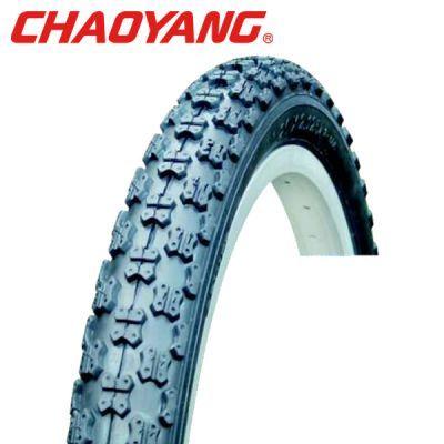 Chaoyang buitenband Cross 20 x 2.10 (54-406) zwart