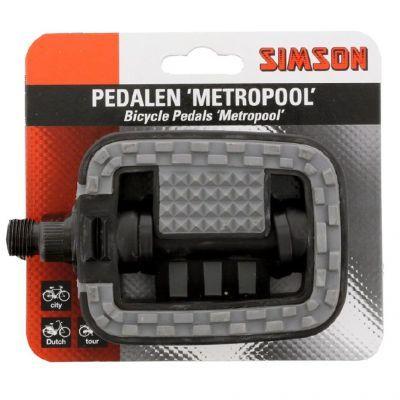 Simson pedalen tour Metropool (paar)