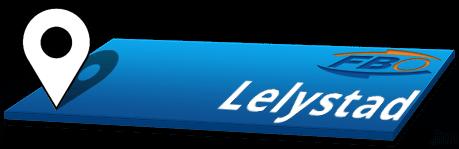Routebeschrijving naar de afhaalbalie Lelystad
